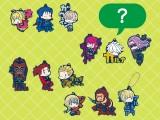 Fate EXTELLA LINK おなまえぴたんこラバーマスコット B-BOX ※全12種のうちランダムに配送します