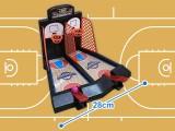 バスケットボール ダブル シュート ゲーム