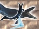 ジュラシック・ワールド/炎の王国 モササウルス プレミアムフィギュア