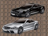 RC Mercedes Benz SL65 AMG