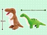 ★恐竜時代リードでお散歩ギミック2