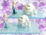 ディズニーキャラクターズ メガワールドコレクタブルフィギュア-アナと雪の女王-