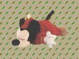 CELEBRATION ART COLLECTION にぎにぎクッション ミッキーマウスクラブ