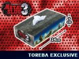 【トレバ限定】メタルスラッグ3 ティッシュボックスカバー