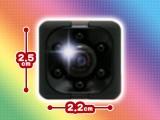 microCUBEカメラ