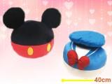 Disneyポップコーンバケット型もっち~りBIGクッション