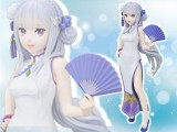 """Re:ゼロから始める異世界生活 プレミアムフィギュア""""エミリア""""Dragon-Dress Ver."""