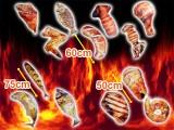 リアルお肉&魚クッション 大