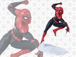 『スパイダーマン:ファー・フロム・ホーム』リミテッドプレミアムフィギュア #スパイダーマン