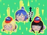 """ラブライブ!サンシャイン!! The School Idol Movie Over the Rainbow 寝そべりキーチェーンマスコット""""3年生"""""""
