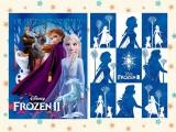 アナと雪の女王2フランネル毛布