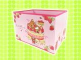リラックマ組立収納BOX(いちご)