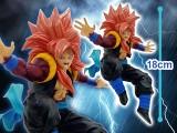 スーパードラゴンボールヒーローズ 9th ANNIVERSARY FIGURE-超サイヤ人4ゴジータ:ゼノ-