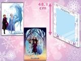 アナと雪の女王 3Dポスター