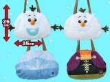 アナと雪の女王2キュートボアバッグ