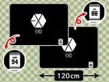 EXO ブランケット③