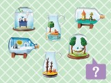 MOOMIN Terrarium  ムーミン谷のストーリー ※全6種のうちランダム配送