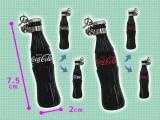 【セール台】Cocacola ボトルキーホルダー