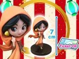 Disney Characters Q posket petit -Aladdin・Jasmine・Megara-