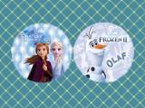 アナと雪の女王2 マチ付もちコロラウンドクッション