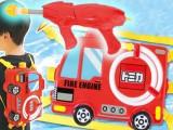 トミカ 消防車水でっぽう