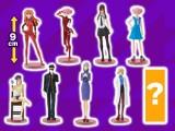 エヴァンゲリオン バトルフィールズ サポートフィギュア シーズン2 ※全8種のうち1個ランダム配送