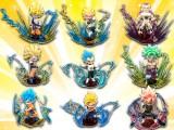 【セール台】ドラゴンボール超 ワールドコレクタブルフィギュア -BURST-