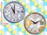 ディズニー北欧壁掛け時計