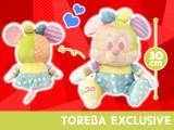 【トレバ限定】ミニーマウス BIGぬいぐるみ カラフルパーティー