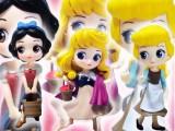 Disney Characters Q posket petit -Cinderella・Briar Rose・Snow White-