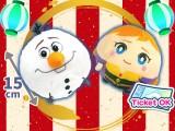 アナと雪の女王2 ころころおしゃべりギミックマスコット