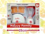 Happy Family トースター&ミキサー