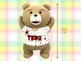 ted2 ホラーTシャツぬいぐるみXL プレミアム