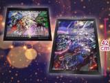 【数社限定】戦姫絶唱シンフォギアAXZ 3Dアートパネル