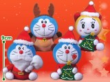 【セール台】ドラえもん クリスマスコスチュームマスコット