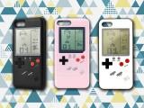レトロゲームスマートフォンケース (iPhone8専用)