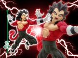 スーパードラゴンボールヒーローズ 9th ANNIVERSARY FIGURE -超サイヤ人4ベジータ:ゼノ-