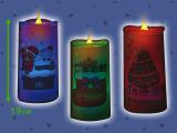 リラックマ クリスマス キャンドルライト