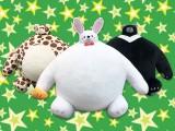 【セール台】Little Face Animal's BIGぬいぐるみ2