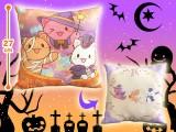 【トレバ限定】トレタとおともだちクッション ~Happy Halloween~