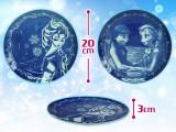 アナと雪の女王 絵皿