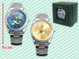 ディズニー高級腕時計ドナルドver