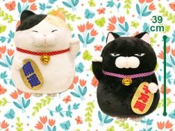 ひげまんじゅう招き猫令和BIG