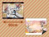 【セール台】サガスカーレットグレイス デザインブランケット ロマンシング サガ3 デザインブランケット