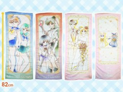 美少女戦士セーラームーン マイクロファイバータオル~2 shot edition~vol.2