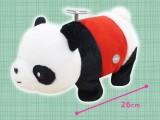 【セール台】FANS トコトコ パンダの乗り物ぬいぐるみ