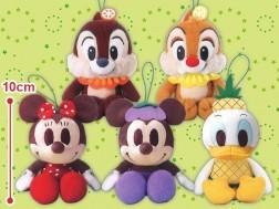 ミッキー&フレンズ ちびーず フルーツマスコット
