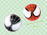スパイダーマンサッカーボール