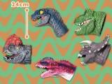 超リアル恐竜パペット