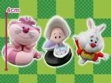 ディズニーキャラクター Cutte! Fluffy Puffy~ふしぎの国のアリス~